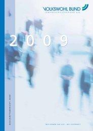 VOLKSWOHL BUND Lebensversicherung a.G. 2009