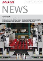 Rollon News 2012/04 DE
