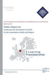 Praxisbericht 43 - ERCIS - European Research Center for ...
