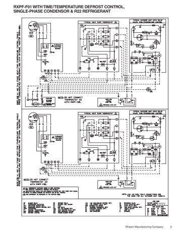 Rxpf F01 Wiring Diagram Fossil Fuel Kit Rev 6 Rheemote