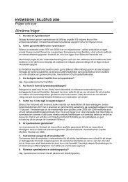 Frågor och svar om Billeruds nyemission - Billerud AB