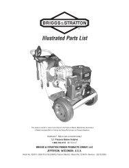 Illustrated Parts List