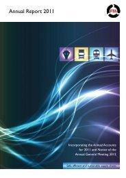 Annual Report 2011 - Freight Transport Association