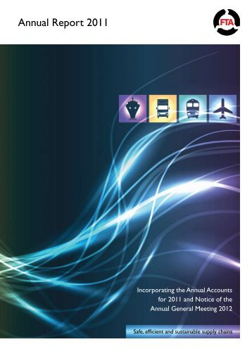 Annual Report 2011 - Freight Transport Association