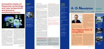 Issue 2/2007 - Siemens