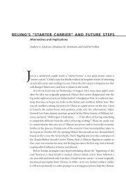 Beijing's 'Starter Carrier' and Future Steps - Andrew S. Erickson