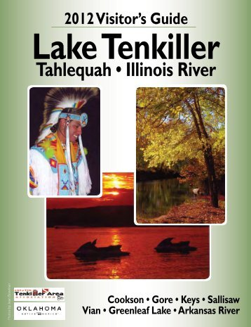 2012 Visitor's Guide Lake Tenkiller