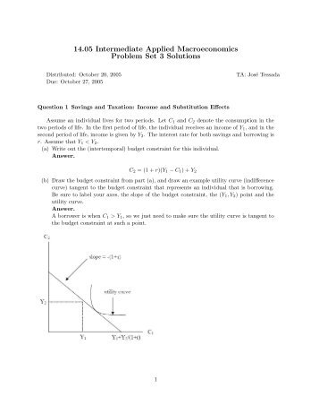 economics problem set 6 View homework help - problem set6 from economics 102 at pennsylvania  state university econ 214 problem set 6 1) why is it possible to change real .