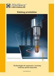 Katalog produktów - Kjellberg Finsterwalde