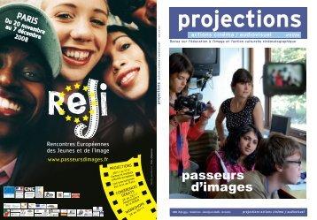 Projections - Passeurs d'images