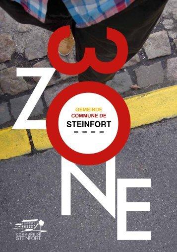 WArum Zone 30? - Steinfort