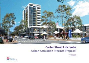 01. Carter Street Planning Proposal