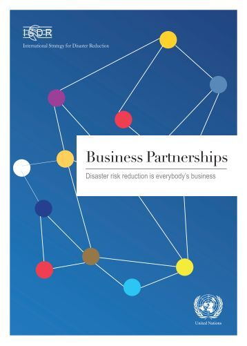 Business Partnerships - unisdr