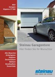 Steinau Garagentore