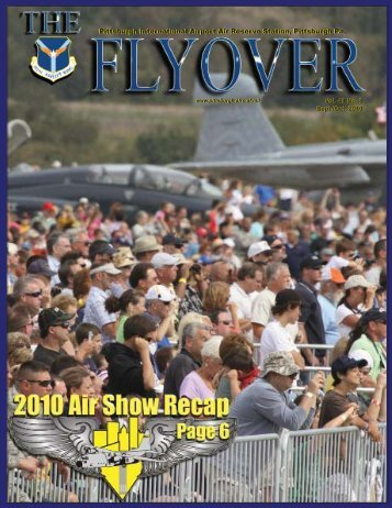 Flyover Sept Oct final for web.indd - Pittsburgh IAP Air Reserve Station