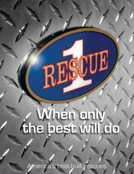Download Rescue 1 Product Brochure