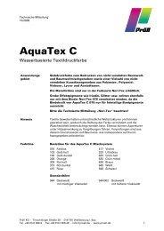 AquaTex C - Shop