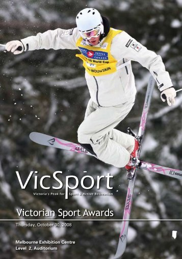 Victorian Sport Awards - VicSport