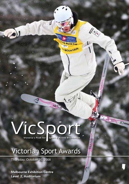 Victorian Sport Awards - VicSport