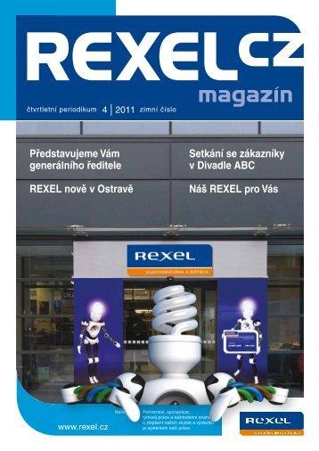 magazín - REXEL CZ, s.r.o.