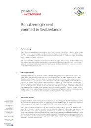 bk 110815 benutzungsregelment printed ind switzerland
