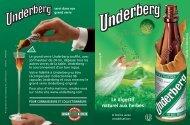 Le digestif naturel aux herbes - Underberg