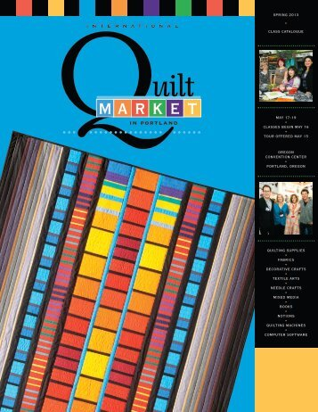 in portland - Quilts, Inc.