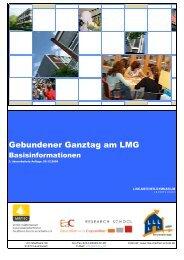 Informationen zum Ganztag - Lise-Meitner-Gymnasium
