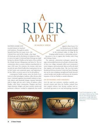 A River Apart - El Palacio Magazine