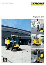 Katalog Gewerbe und Industrie 2010