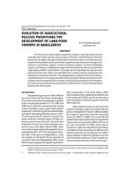 Abstract - National Institute of Rural Development