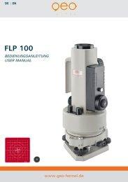 FLP 100 - geo-FENNEL GmbH