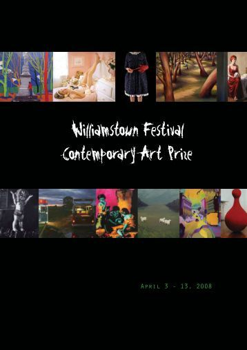 Williamstown Festival Contemporary Art Prize - Watch Arts