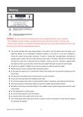 STAND-ALONE DVR EL-4000 SERIES USER MANUAL - Viva - Page 7