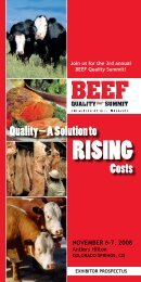to download the BEEF Quality Summit Exhibitors Brochure .PDF