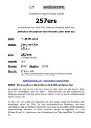 257ers - Krasscore