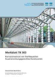 Merkblatt TK 003