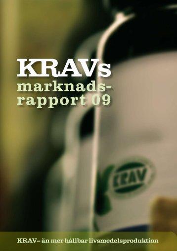 Marknadsrapport 2009 - Krav