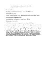 Elsevier Editorial System(tm) for Evolution & Human Behavior ...