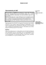 Elprisstatistik juli 2007 - Energitilsynet