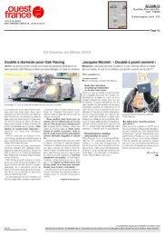 2013 06 24 OUEST_FRANCE.pdf - 24 Heures Vélo