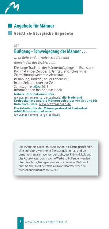 Angebote Maenner Vaeter Kinder Erzbistum Koeln - Erzbistum Köln