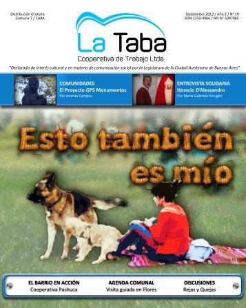 Descargar la revista - cooperativalataba.com.ar