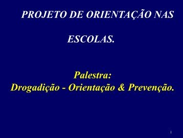 palestra-drogas - Ibcu.org.br