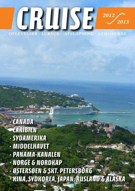 canada · caribien · sydamerika · middelhavet - TopRejser