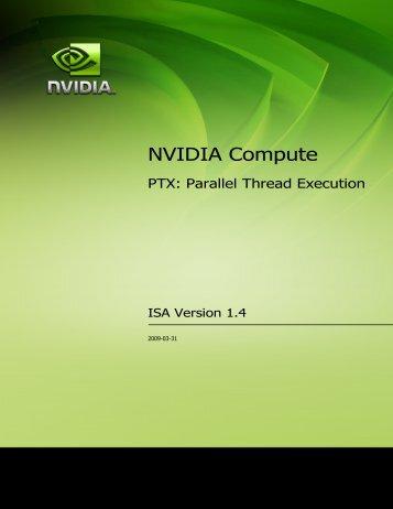 NVIDIA Compute