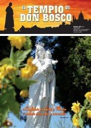 «Confidate in Gesù e Maria e vedrete cosa sono i ... - Colle Don Bosco