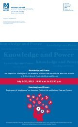 July 9–20, 2012 | 8:30 a.m. to 12:30 p.m. - John F. Kennedy Library ...