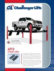 4P12 - Challenger Lifts