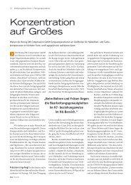 Konzentration auf Großes - UNION Werkzeugmaschinen GmbH ...